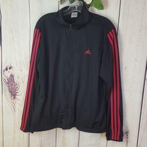 Adidas | 3 stripe Track Jacket